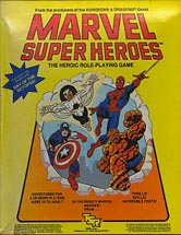 Marvel Superheroes RPG